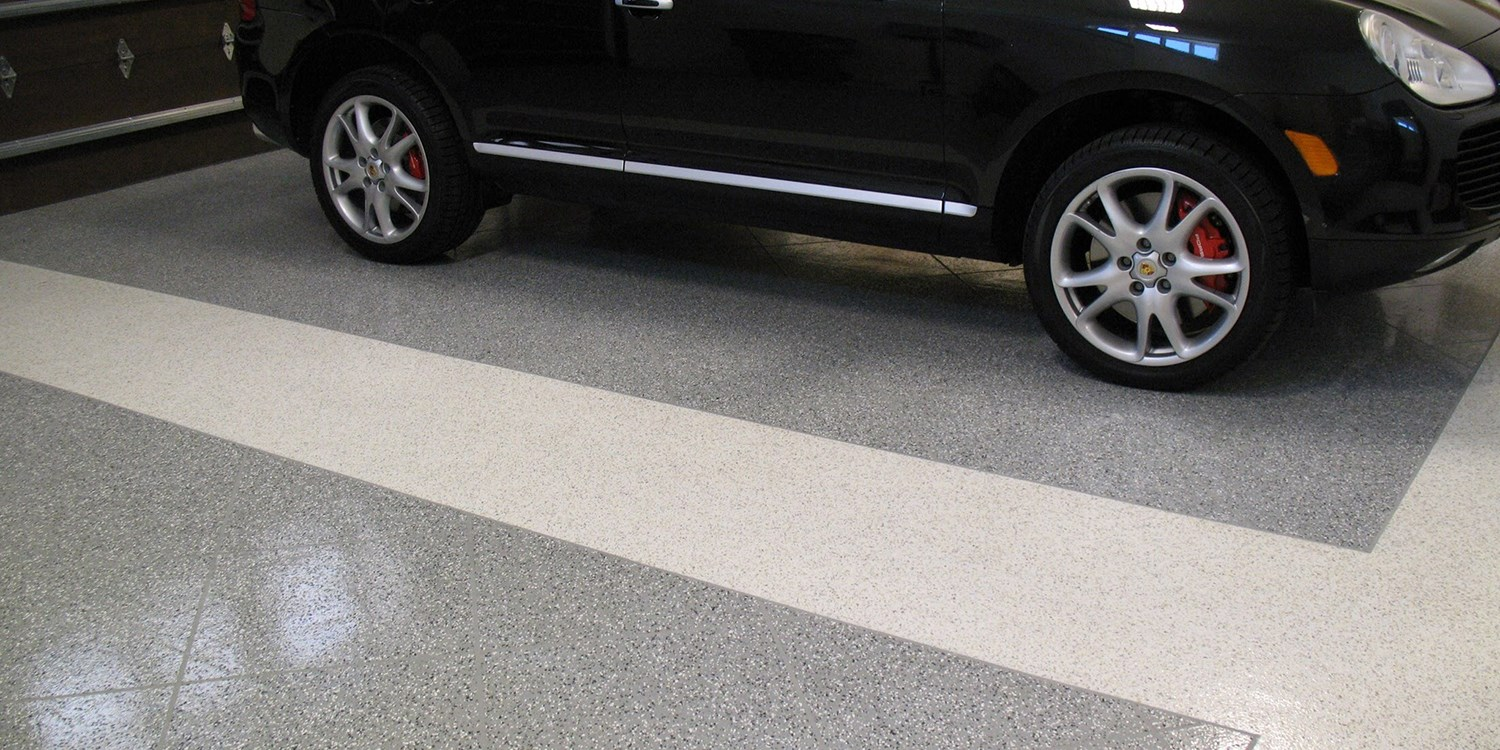 Atlanta Garage Floor Epoxy